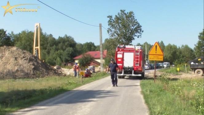 Очередная смерть украинца в Польше: мужчину задавила огромная труба