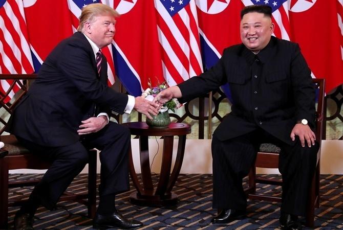 Трамп заявил, что Ким Чен Ын извинился за ракетные испытания