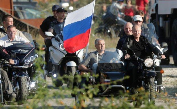 Это неприемлемо США: раскритиковали Путина за поездку в аннексированный Крым