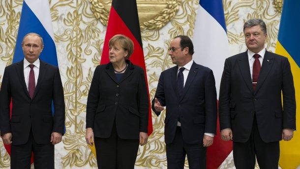 США, Германия и Франция обсудят нормандский формат, – Волкер
