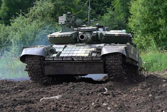 Во Львове начали массовую модернизацию танков Т-64 [видео]