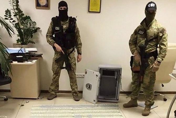 В Одесской области СБУ прекратила масштабную рейдерскую группировку [фото]