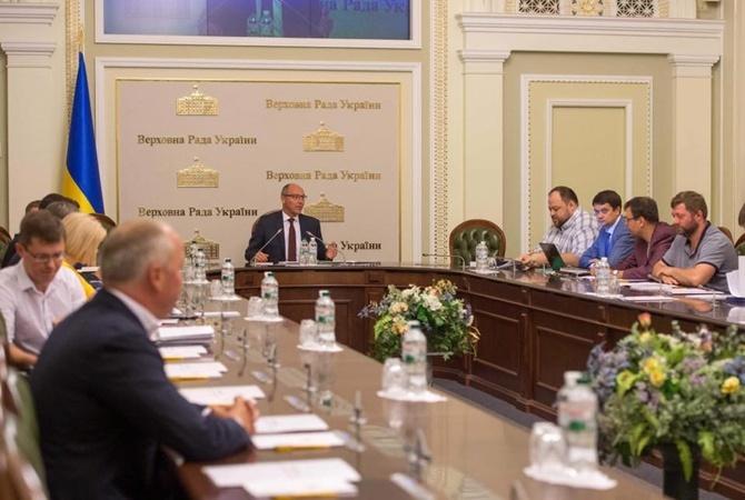 У Порошенко предложили глав четырех комитетов Рады