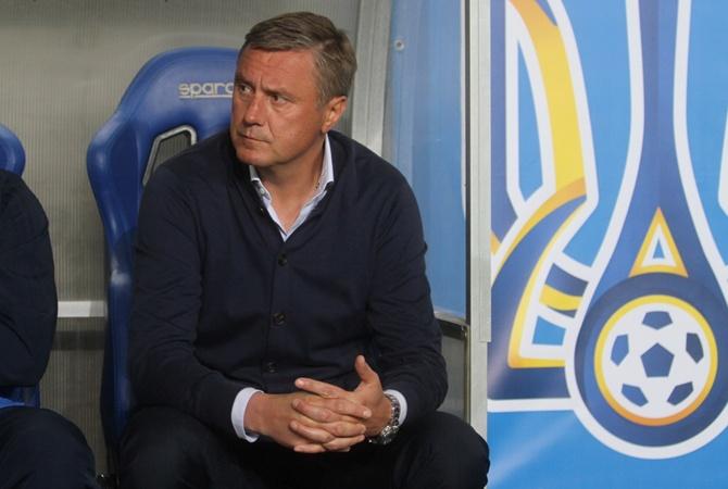 """Хацкевич рассказал о своей отставке после матча с """"Брюгге"""""""