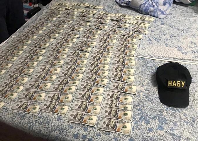 Замминистр оккупированных территорий Грымчак задержан на взятке в 480 тысяч долларов [фото, обновлено]