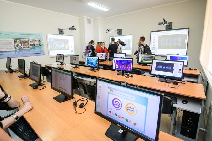 Факт. Юрий Назаров: Киевских студентов будут обучать smart-технологиям