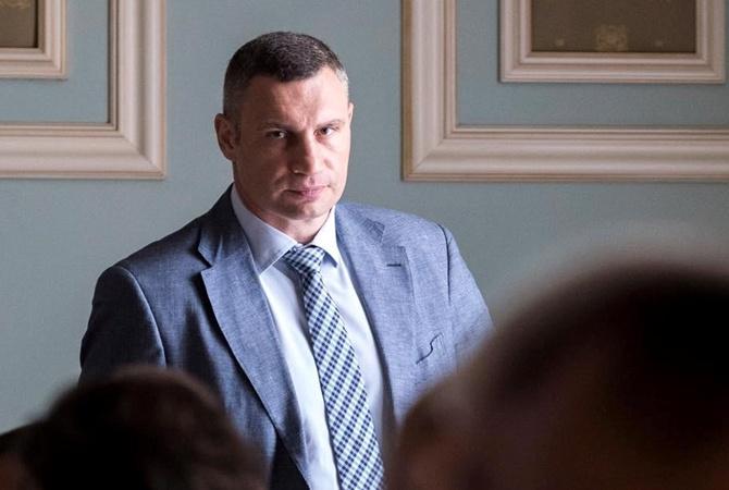 Кличко обратился в НАБУ из-за заявления Богдана о взятке