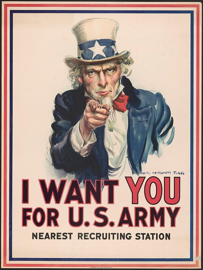СБУ рекламирует свой Telegram-канал плакатом с красноармейцем [фото]