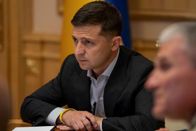 Зеленский накануне Дня флага Украины предложил флешмоб [видео]