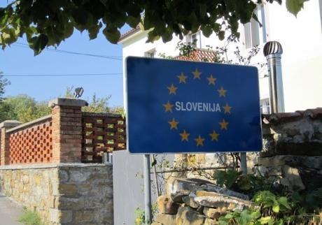 Словения отгородится забором от Хорватии