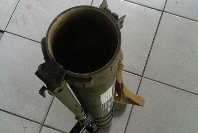 На Закарпатье неизвестные обстреляли супермаркет из гранатомета