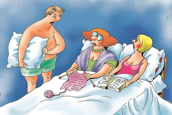 Мужчина и женщина: можно ли ужиться с маменькиной дочкой?