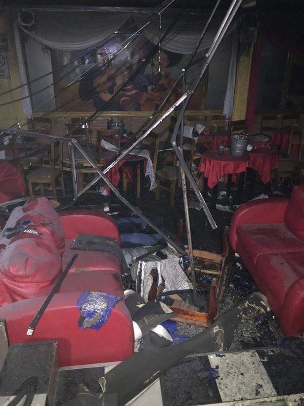 В Мексике взорвался ночной клуб, погибли 23 человека [фото]