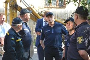 Обвал дома в Дрогобыче: ребенок дозвонился из-под завалов [фото, видео]