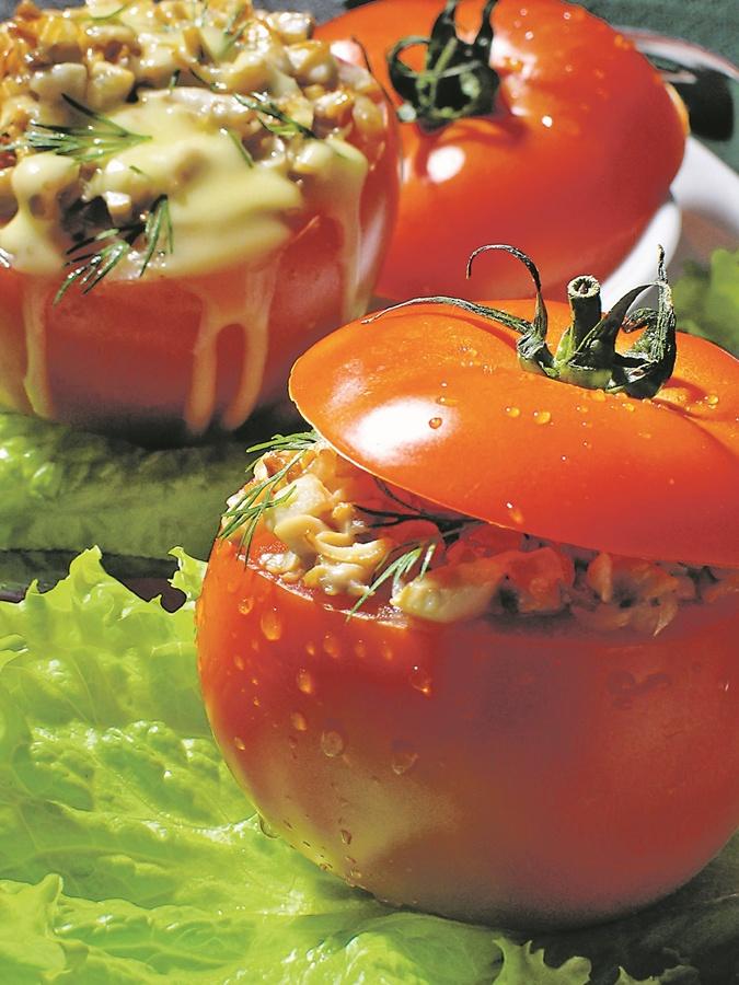 Помидорный рай: что приготовить из томатов