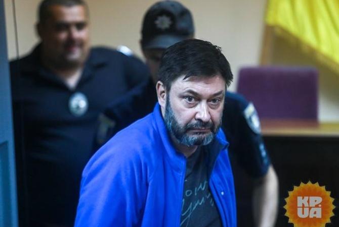 Венедиктов: Ключевую роль в освобождении Вышинского сыграли три человека - мама, Путин и Зеленский