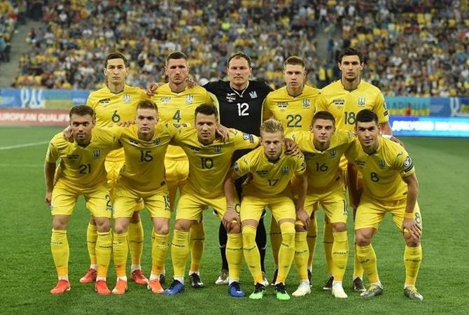 На матч сборной Украины в Вильнюсе проданы все билеты