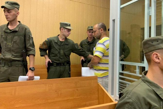 Суд два дня рассматривал апелляцию владельца Токио Стар и оставил его в СИЗО [видео, дополнено]
