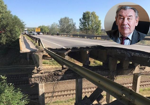 """Инженер-проектировщик Георгий Росновский: """"Мосты не могут уставать. Так не бывает"""""""