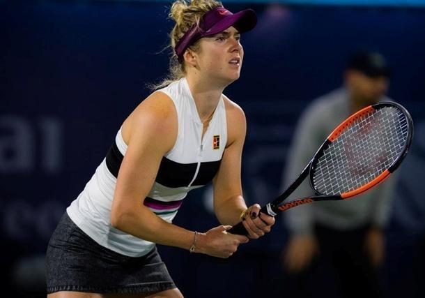 Элина Свитолина уверенно обыграла Уильямс на US Open