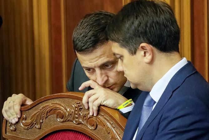"""""""Слуга народа"""" получила 19 из 23 комитетов в новой Раде"""