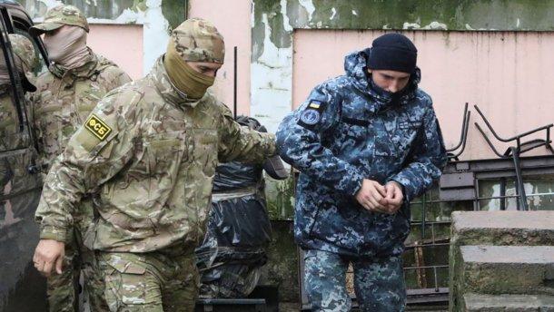 Адвокат подтвердил, что пленные моряки возвращаются в Украину