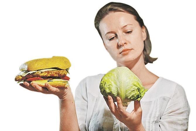 Чего бы съесть, чтобы похудеть и не заболеть