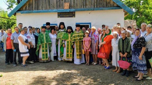 Московский патриархат покинула еще одна община на Днепропетровщине: фото