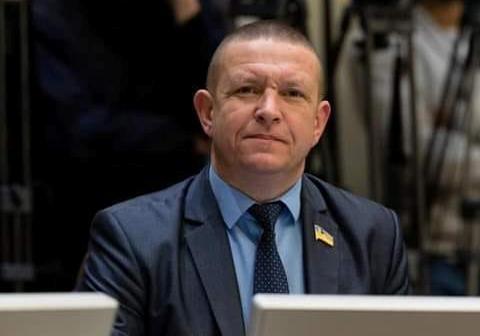 На Житомирщине народный депутат попал в серьезное ДТП