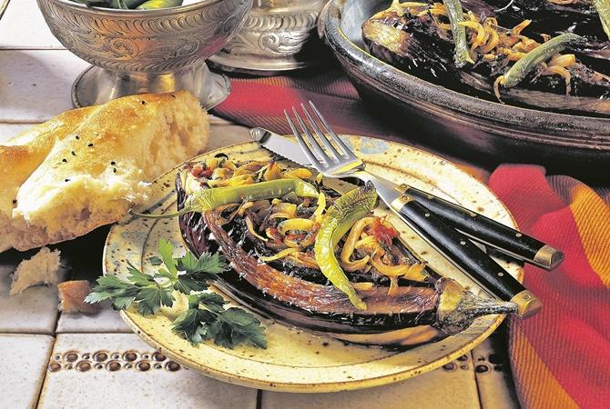 Время синеньких: готовим закуски из баклажанов
