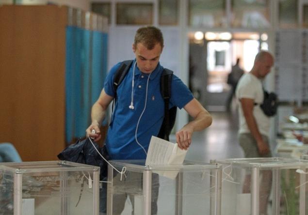Местные выборы обойдутся Украине в 2,2 миллиарда гривен