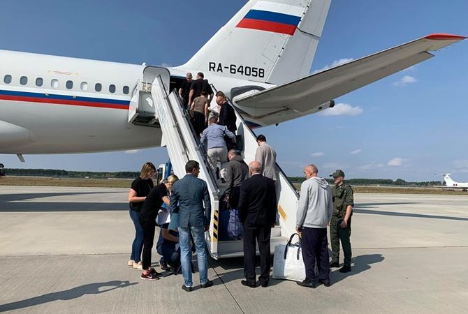 Обмен пленными: СМИ опубликовали список освобожденных россиян