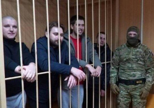 Список украинских политзаключенных, которых помиловал Путин