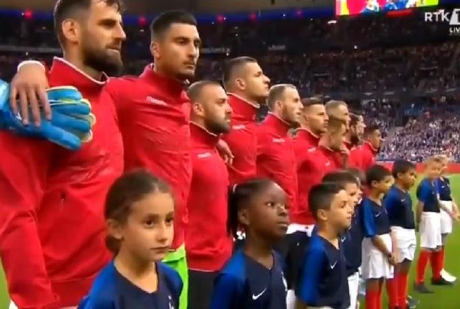 Отбор на Евро-2020: французы перепутали Албанию с Андоррой и Арменией