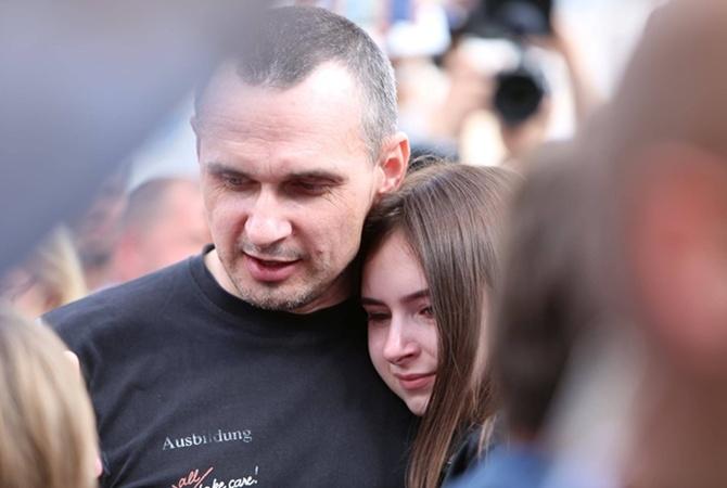 Прокуратура Крыма допросит вернувшихся в Украину политзаключенных Сенцова и Кольченко