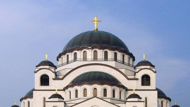 Neu Zürcher Zeitung: Сепаратизм православної церкви в Україні знайшов послідовників на Балканах