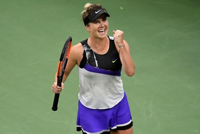 Повторила личный рекорд: Свитолина вышла на 3-е место в рейтинге WTA