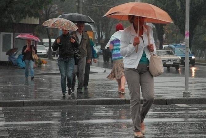Завтра, 10 сентября, жара в Украине немного спадет