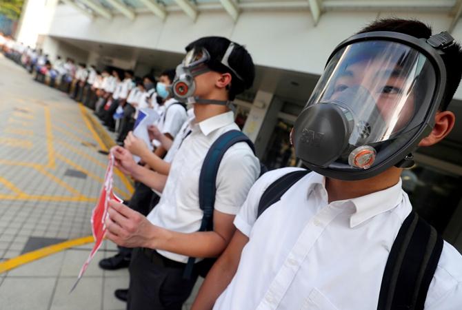 Протесты в Гонконге: повторится ли в Китае площадь Тяньаньмэнь
