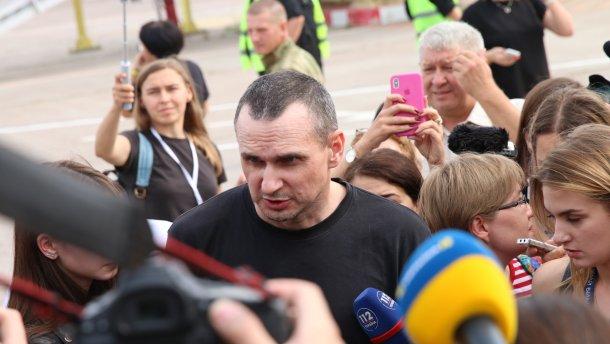 Сенцова выдвинули на Нобелевскую премию: в Польше надеются – режиссер ее выиграет