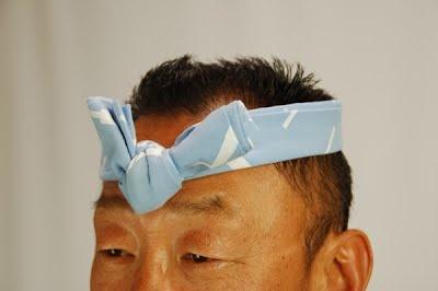 Игрокам НБА запретили носить японские налобные повязки