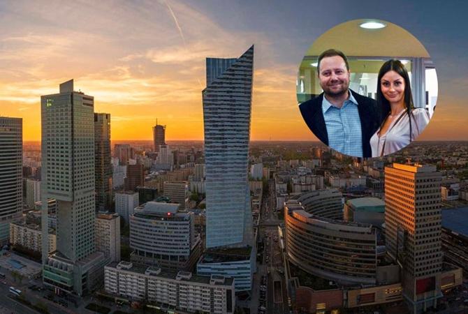 Украинская модель: Руководство самого дорогого небоскреба Варшавы довело моего мужа до самоубийства