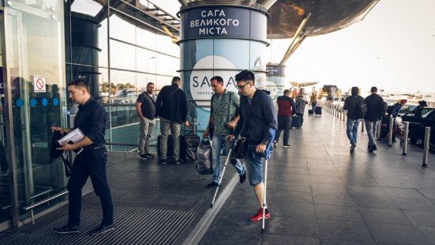 Латвия займется реабилитацией участников АТО – Нацгвардия