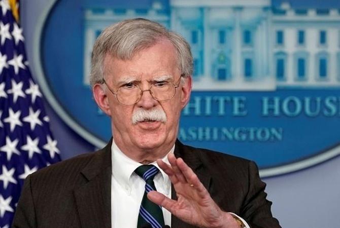 Трамп уволил советника по нацбезопасности Джона Болтона