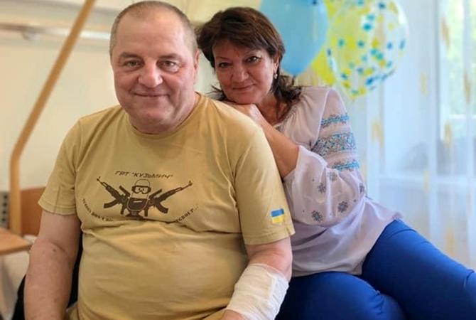 Освобожденный политзаключенный Бекиров перенес операцию на сердце