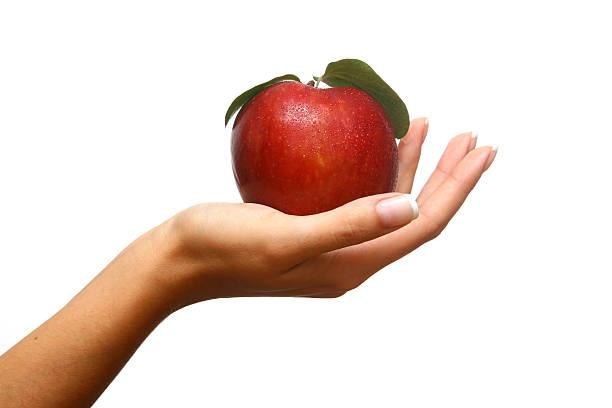 Яблоки не только молодильные, но и противоинфарктные