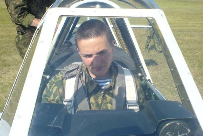 Берут в телевизор, берут в вертолетчицы. Как мы трудоустраивали Надежду Савченко