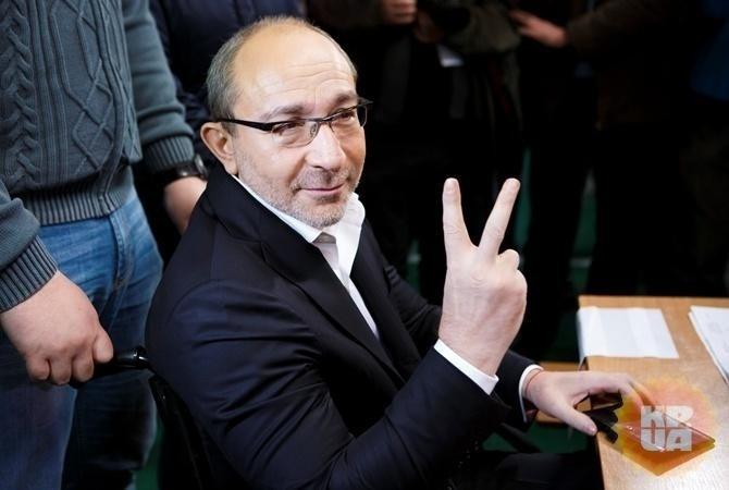 Кернес продолжит борьбу за проспект имени Жукова в Харькове