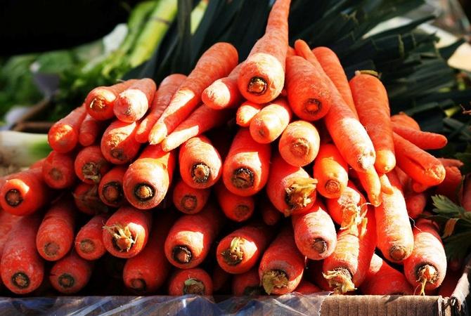 Съешь морковку - спокойнее станешь!