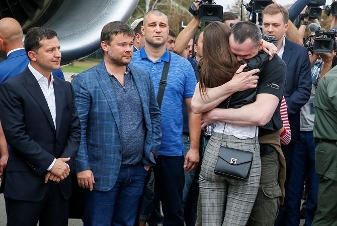 Освобожденные украинцы получат по 100 тысяч гривен